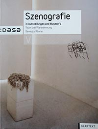 :DASA Szenografie Book Cover